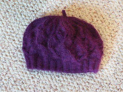 Swirly-beret